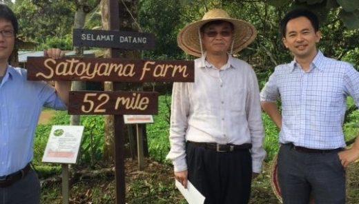 [訪問記]伝統的な智慧と、最新の科学が融合!?マレーシアで出会ったHighly educated farmerの哲学