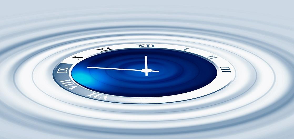 藻類と時間